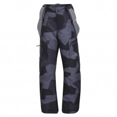 2117 of Sweden Isfall, ski pants, junior, black camo