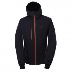 2117 of Sweden Lanna, ski jacket, men, black