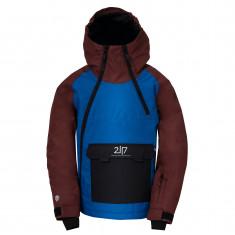 2117 of Sweden Lillhem, ski jacket, junior, blue