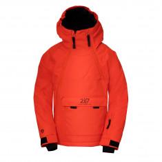 2117 of Sweden Lillhem, ski jacket, junior, flame