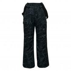 2117 of Sweden Lillhem, ski pants, junior, Black Print
