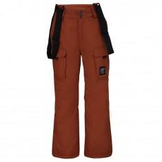 2117 of Sweden Lillhem, ski pants, junior, rusty