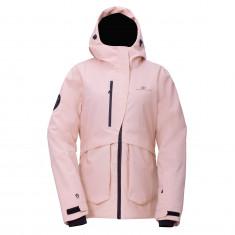 2117 of Sweden Malmen, ski jacket, women, rose