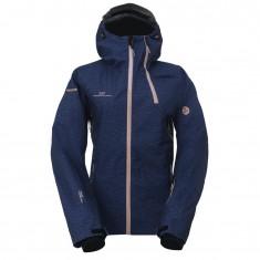 2117 of Sweden Ullvi, shell jacket, women, navy