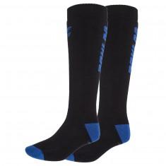 4F skistrømper, 2 par, herre, mørkeblå