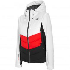 4F Caroline, ski jacket, women, white