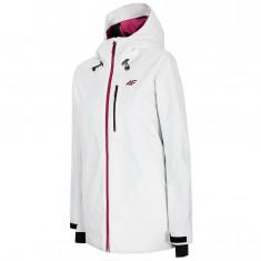 4F Emily, ski jacket, women, white