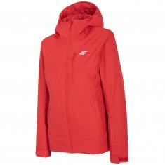 4F Hannah, ski jacket, women, red