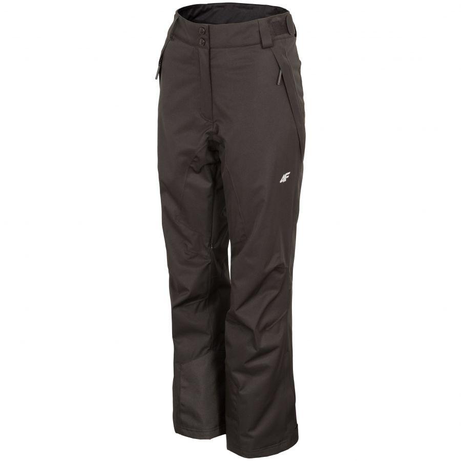 4F Lulu, ski pants, women, black