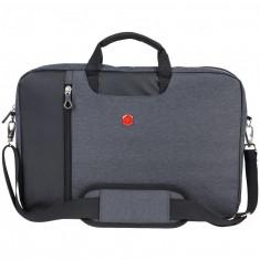 4F Messenger Bag, Grey