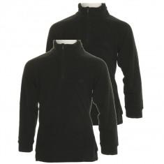 4F Microtherm fleece shirt, 2-pack, junior, black