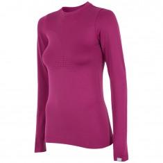 4F NeoActive skiunderwear, women, violet