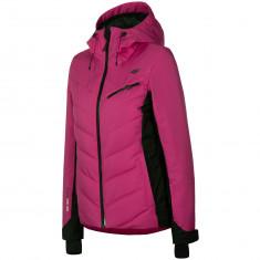 4F Olivia, Skijakke, Dame, Dark Pink