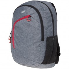 4F School, Backpack, 30 L, dark grey