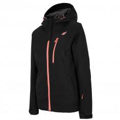 4F Victoria, ski jacket, women, black