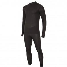 4F/Outhorn ski underwear, kids/junior, black