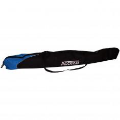 Accezzi Aspen ski bag, 190cm, black/blue