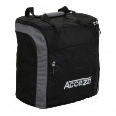 Accezzi Function, boot- and helmet bag, black/grey