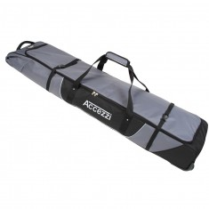 Accezzi Magnum double Skibag on wheels