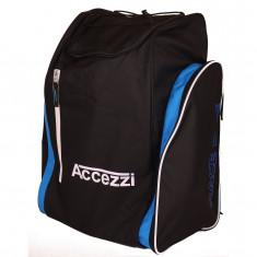 Accezzi Race, backpack for winter-sport, Black/Blue