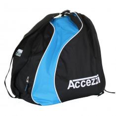 Accezzi Sapporo, boot- and helmet bag, black/blue