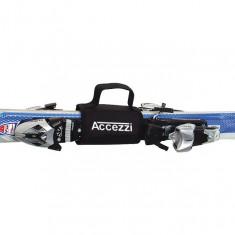 Accezzi ski carrier for carving ski