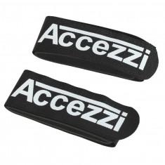 Accezzi ski clips for carving ski