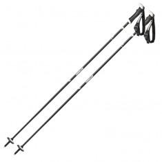 Atomic AMT SQS, ski poles, black/white