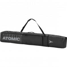 Atomic Double Ski Bag, skitaske, sort