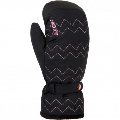 Cairn Abyss In 2 C-Tex, ski mittens, women, black