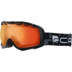 Cairn Alpha, goggles, Mat Black Orange