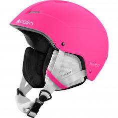 Cairn Android, ski helmet, junior, mat flue fuchsia