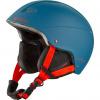 Cairn Android, ski helmet, mat neon blue