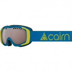 Cairn Booster, Skibriller, Mat Black Azure Lemon