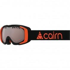 Cairn Booster, Skibriller, Mat Black / Neon Orange