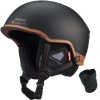 Cairn Centaure Rescue, ski helmet, dark forest