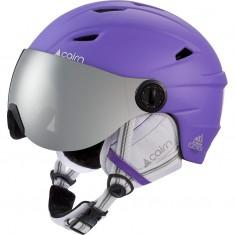 Cairn Electron, Skihjelm med visir, Junior, Ultraviolet