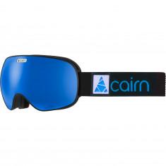 Cairn Focus, OTG Skibriller, Mat Black Blue