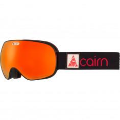 Cairn Focus, OTG Skibriller, Mat Black Orange