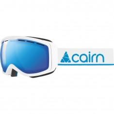 Cairn Funk, OTG skibriller, børn, mat white blue