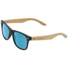 Cairn Hybrid sunglasses, mat black azure
