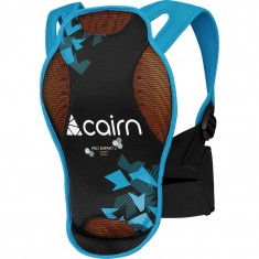 Cairn Pro Impakt D30, rygskjold, junior, azure camo