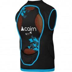 Cairn Proride D3O, back protector vest, junior, azure camo