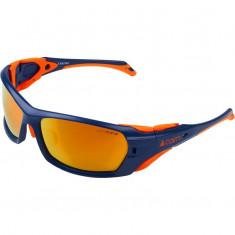 Cairn Racing Sunglasses, Blue/Orange