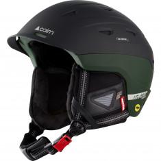 Cairn Xplorer Rescue MIPS, ski helmet, dark forest