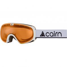 Carin Spot OTG Fotokromisk, Skibriller, Mat White