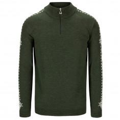 Dale of Norway Geilo, sweater, men, dark green