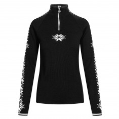Dale of Norway Geilo, sweater, women, black