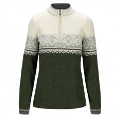 Dale of Norway Moritz, sweater, women, dark green