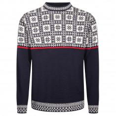 Dale of Norway Tyssøy, sweater, men, navy